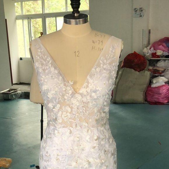 6884d050d608 Replica of Made with Love Stevie Wedding Gown